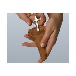 Чехол кожаный для ножниц