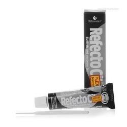 Краска для бровей refectocil №1 черная 15 мл