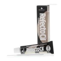 Краска для бровей refectocil №3 коричневая 15 мл