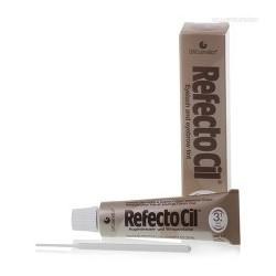 Краска для бровей refectocil № 3,1 светло коричневая 15 мл