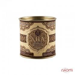 Хна для окрашивания бровей и биотату коричневая 15 г  кокосовое масло