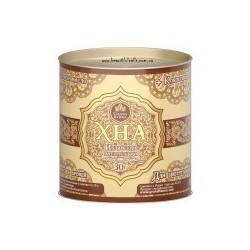 Хна для окрашивания бровей и биотату коричневая 30 г  кокосовое масло