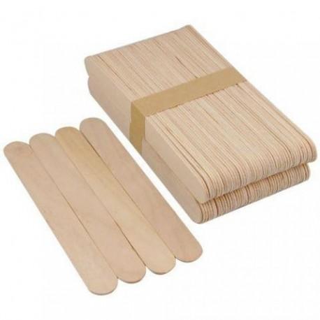 Шпатель для депиляции деревянный 100шт