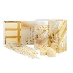 Воск горяч.(пленоч)в гранулах Белый шоколад 100гр WhiteLineDepil