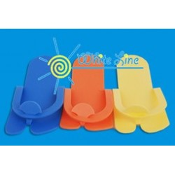 Тапочки одноразовые пенополиэтилен 3 мм 25 пар.