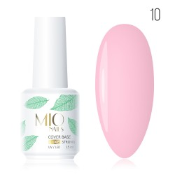 База камуфлирующая №10 Luxe MIO Nails 15мл