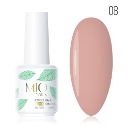 База камуфлирующая №8 Luxe MIO Nails 15мл
