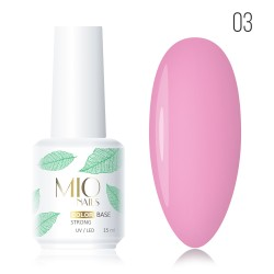 База цветная №3 MIO Nails 15мл