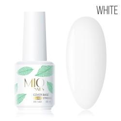 База камуфлирующая White Luxe MIO Nails 15мл
