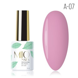 Гель-лак MIO Nails A-07 Мадмуазель