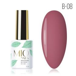 Гель-лак MIO Nails B-08 Вишневый сироп