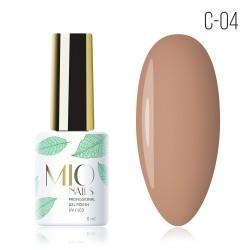 Гель-лак MIO Nails C-04 Кленовый сироп