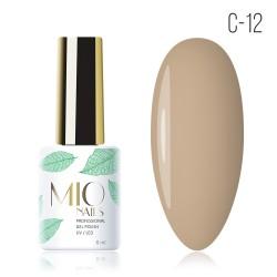 Гель-лак MIO Nails C-12 Фисташковое мороженое