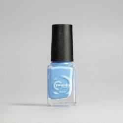 Swanky Stamping, Лак для стемпинга S25 - Небесно-голубой (6 мл)