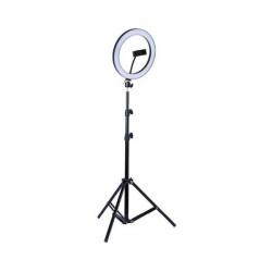 Кольцевая лампа, диаметр 26см