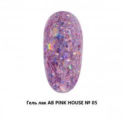 Гель-лак PinkHouse Серия АВ №5