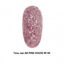 Гель-лак PinkHouse Серия АВ №6