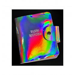 Альбом для пластин для стемпинга 10,5*14,5 см PinkHouse