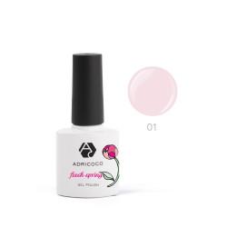Гель-лак ADRICOCO Flash Spring №01 Первый тюльпан (8 мл.)