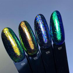 Зеркальный блеск Цветочная пыльца ZOO №1615