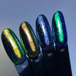 Зеркальный блеск Цветочная пыльца ZOO №1616