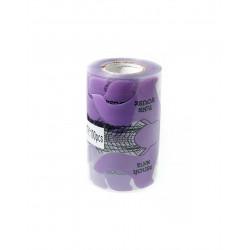 Формы (шаблоны) пластиковые для наращивания ногтей 100шт PinkHouse