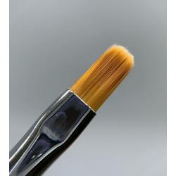 Кисть овальная удлиненная PinkHouse Magic Brush
